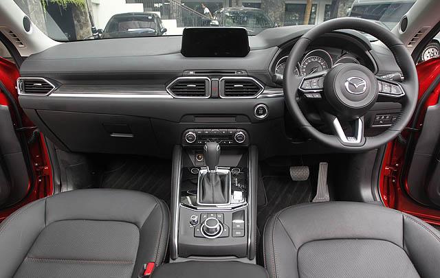 All-New Mazda CX-5, Hadirkan Dimensi Baru Kesenangan Berkendara