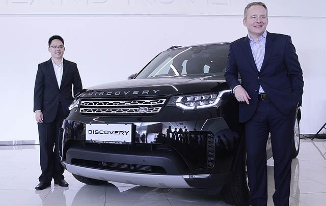 Generasi Terbaru Land Rover Discovery Hadir di Indonesia