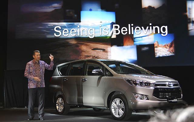 'The Legend Reborn', Toyota All-New Kijang Innova Resmi Dirilis