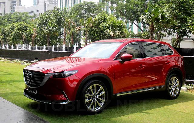 Rayakan HUT Pertama, PT EMI Luncurkan All-New Mazda CX-9