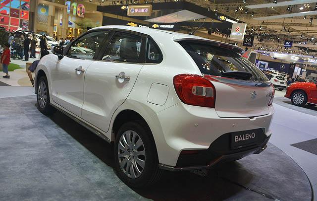 Suzuki Bedah Baleno Hatchback Terbaru di GIIAS 2017