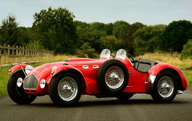 Klasik dan Langka: Allard J2 Roadster 1950
