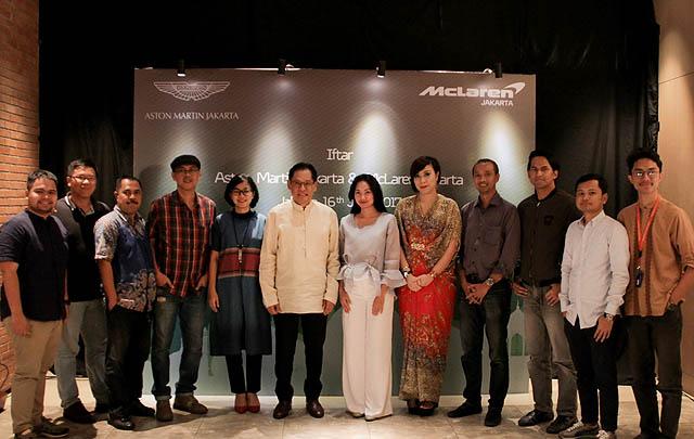 Gandeng TIFA Finance, Aston Martin Jakarta Tawarkan Kemudahan Miliki DB11