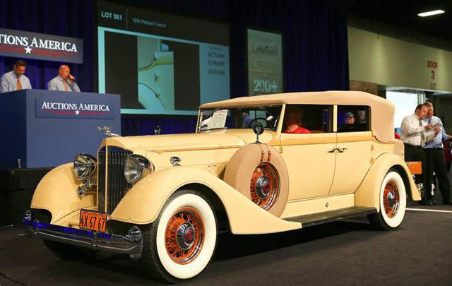 Auctions America Pecahkan Rekor Lelang Rp 241 Miliar