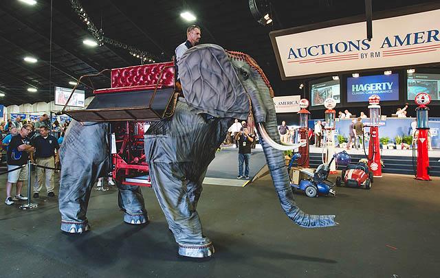 Lelang Auctions America Bukukan Hasil Rp 282 Miliar