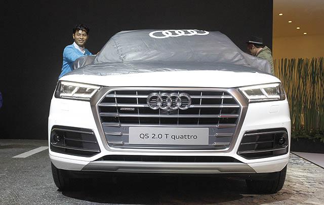 All New Audi Q5 & New Audi A3 Sportback Meluncur di GIIAS 2017