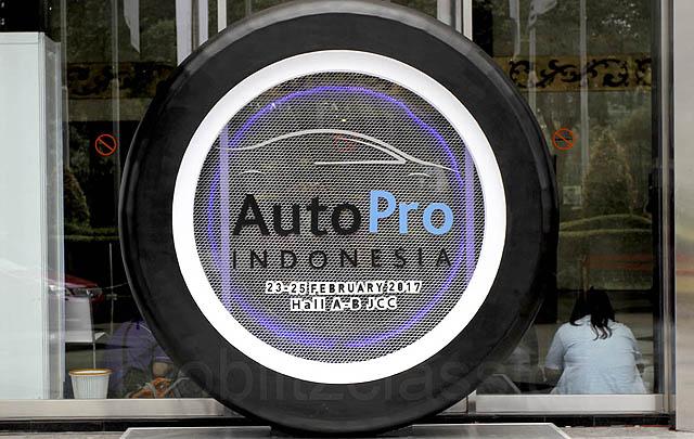 AutoPro Indonesia 2017 Tembus 7.716 Pengunjung Terdaftar