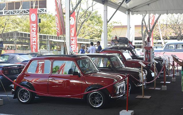 Dari Ajang Bali Classic Motor Show (BCMS) 2