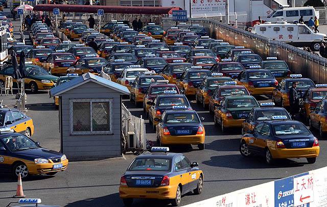 Beijing Siap Ganti Seluruh Armada Taksinya Jadi Versi Listrik