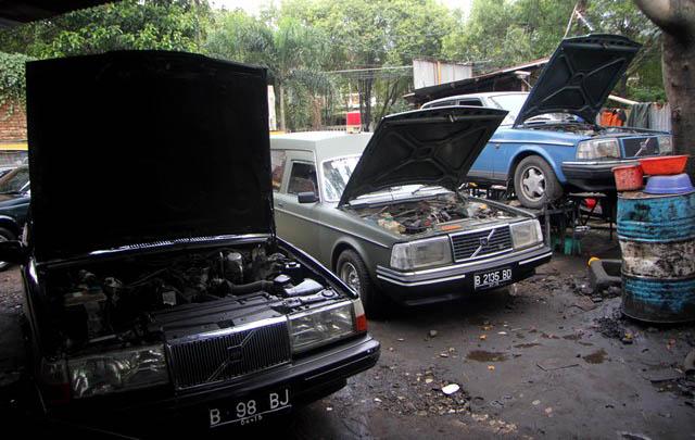 Bengawan Motor, Spesialis Perbaiki Mobil Volvo