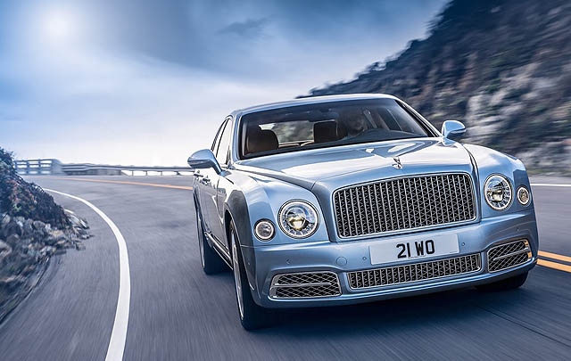 Bentley Sukses Raih Beragam Penghargaan di 2017