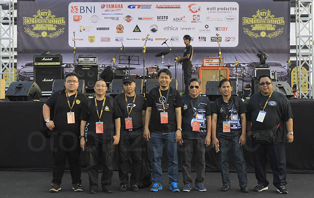 Klub Mercedes Asal Malaysia & Brunei Sambangi BFF 2016