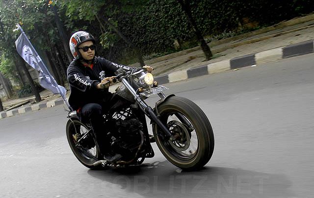 Bikers Subuhan, Konvoi Sembari Syiar Agama