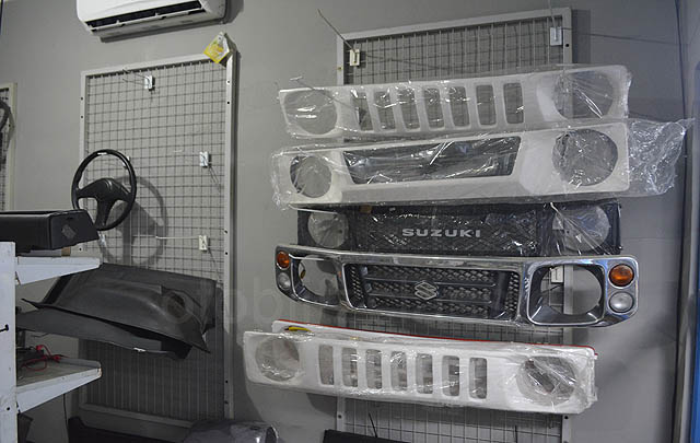 Bintang Motor Service, Bikin Jimny Klasik Jadi Trendi