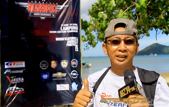 Blazer Indonesia Club 'Respect in Diversity' (Gallery Photo)
