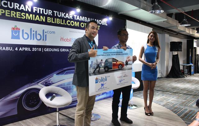 "Beli Xpander Lewat Blibli.com, Bisa ""Terobos"" Inden"