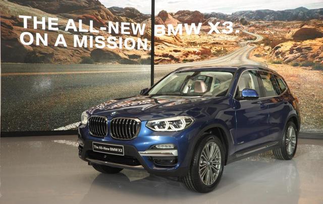 BMW X3 Terbaru Rakitan Lokal, Tapi Mengapa Harganya Masih Mahal?