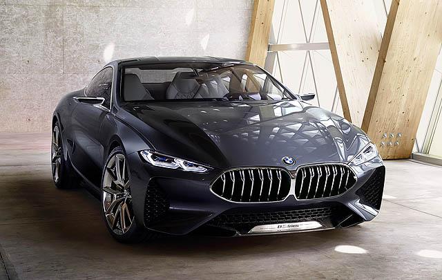 BMW Siap Hadirkan 9 Model Terbaru di Frankfurt Motor Show 2017