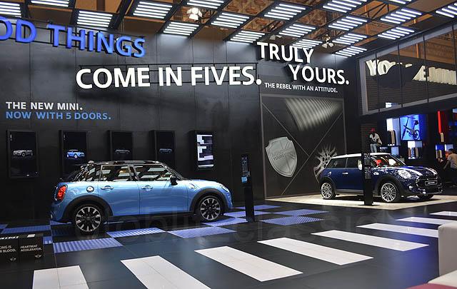 BMW Group Indonesia Siapkan Sentuhan Baru di GIIAS 2016