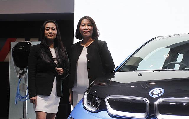 BMW Indonesia Hadirkan 'Future Mobility' di GIIAS 2017