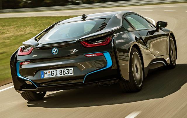 BMW i8 Siap Diproduksi April 2014
