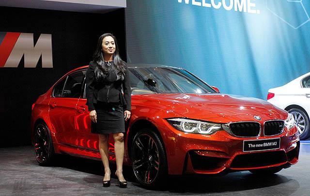 BMW Luncurkan M3 & M4 Coupé Terbaru di GIIAS 2017