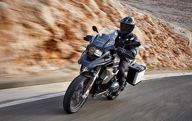 BMW Motorrad Torehkan Rekor Penjualan Tertinggi di 2016