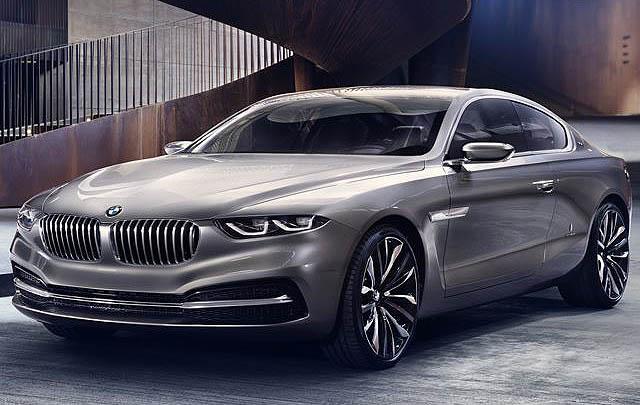 BMW Seri 8 Generasi Baru Siap Meluncur 2018