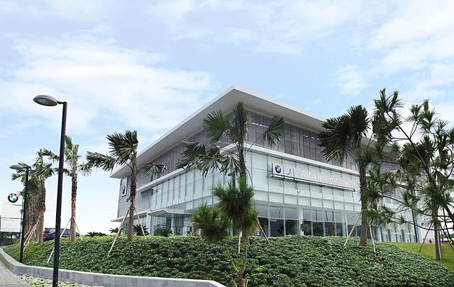 BMW Resmikan Dealership BMW i Pertama di Indonesia