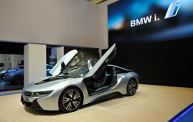 Jual 587 Unit, BMW Group Raih Sukses di GIIAS 2016