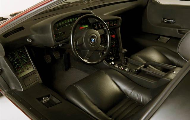 Konsep Retro Unik: BMW Turbo 1972
