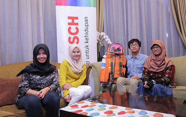 Berdayakan Generasi Muda Indonesia, 'Bosch Young Inventors 2017' Digelar