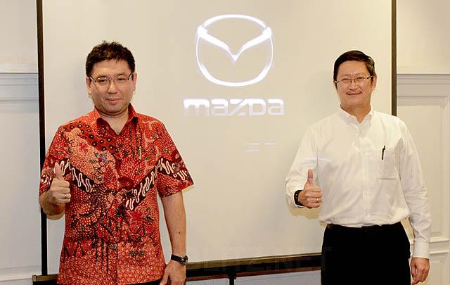 PT EMI Gelar 'Mazda Lebaran Program 2017' dalam Dua Tahap