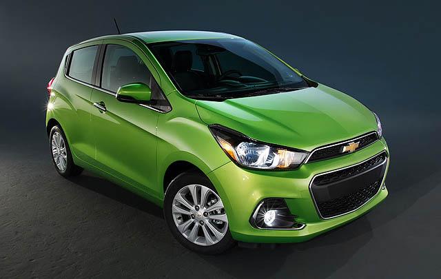 Inilah 10 Finalis Kompetisi Desain  Chevrolet 'Spark It Happen'