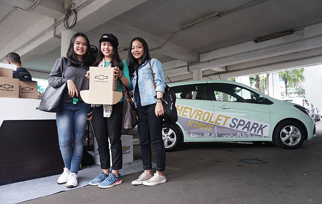 Chevrolet Ajak Pecinta Kuliner Ikuti 'Spark N Drive'