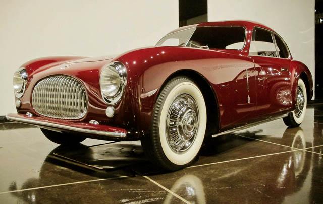 Klasik dan Langka: Cisitalia 202 Coupe 1947