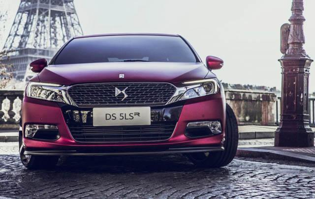 Citroën DS 5LS R Siap Debut di Beijing Auto Show