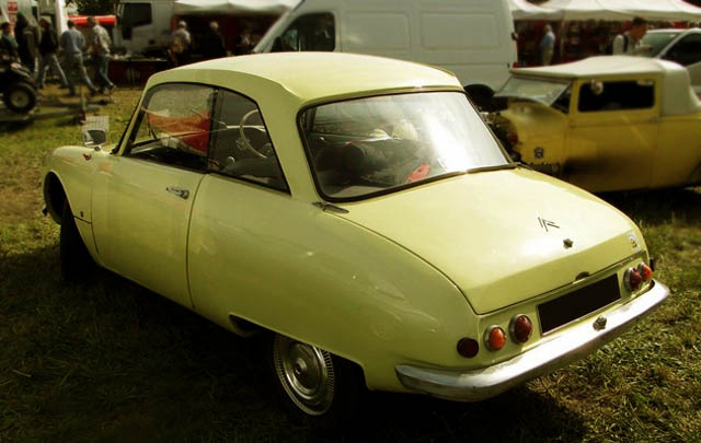 Klasik dan Langka: Citroën Bijou 1959