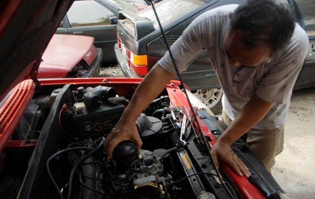 Bengkel Citroen Motor, Spesialis Perbaiki Citroen Lawas