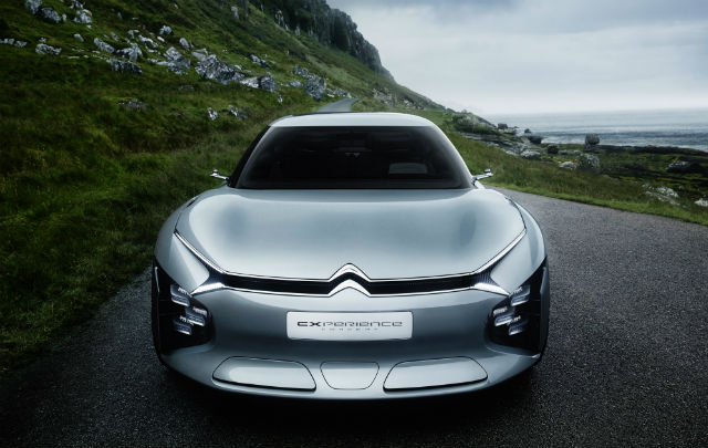 "FIRST LOOK | 2016 Citroën Cxperience: ""A Hidden Message"""