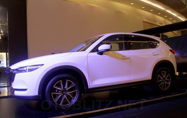 Varian Terbaru CX5 Touring Lengkapi Jajaran SUV Mazda Di Indonesia