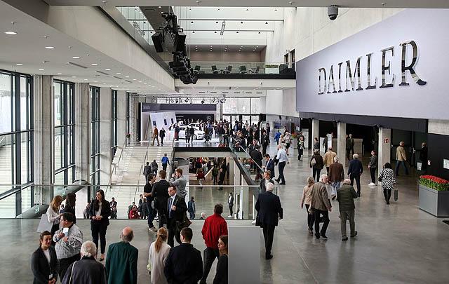 Daimler AG Bersiap 'Dipecah' Jadi Tiga Perusahaan