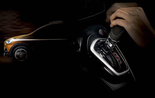 Segera Meluncur, Datsun Cross Dibekali Transmisi CVT