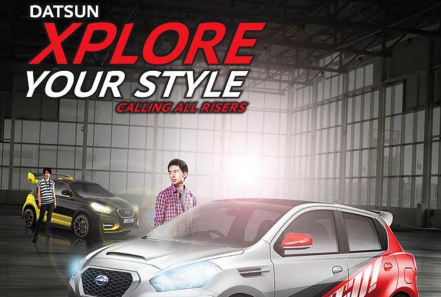 Datsun Xplore Your Style 2016, Tantang Kreativitas Modifikator di Medan