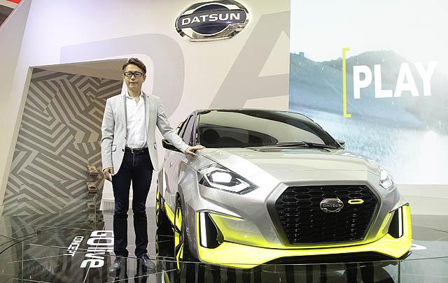 Datsun GO Live Concept Debut di GIIAS 2017