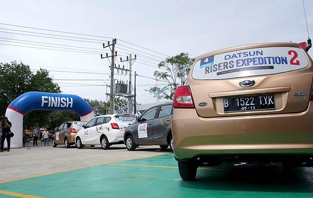 Datsun Risers Expedition 2 Jelajahi Sulawesi Selatan