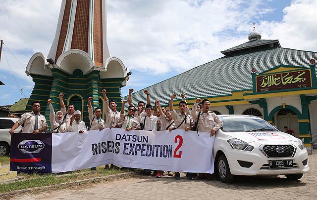 Datsun Risers Expedition 2 Catatkan Beragam Temuan Inspiratif
