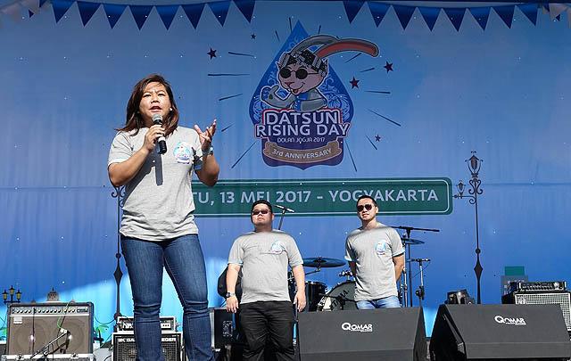 Ribuan 'Risers' Hadiri 'Datsun Rising Day 2017'