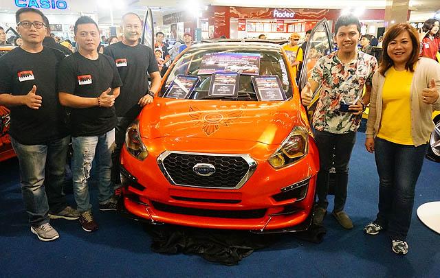 Inilah Pemenang 'Datsun Xplore Your Style 2016' Surabaya