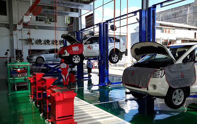 PT KTB Buka Dealer Baru Mitsubishi di Jambi